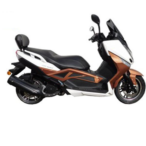 ZIPP QR-MAX II 125 EFI(BronzWhite) scooter