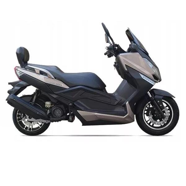 ZIPP QR-MAX II 125 EFI(BronzaBlack) scooter