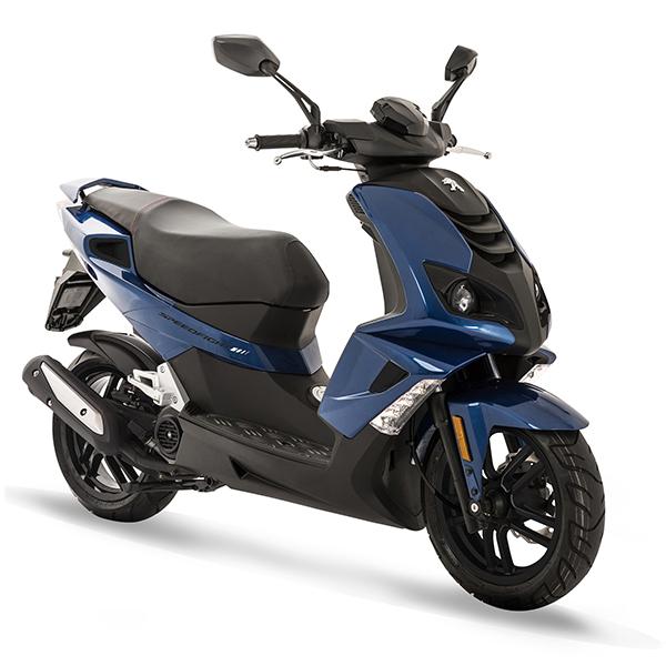 PEUGEOT Speedfight4 2T (DEEP OCEAN BLUE) scooter