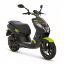 PEUGEOT Street zone NAKED 2T(FLUO APPLE GREEN) scooter
