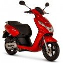 PEUGEOT Kisbee 50(CHERRY RED) scooter
