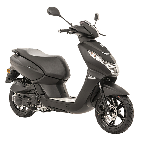 PEUGEOT Kisbee 50(PEARLY BLACK) scooter