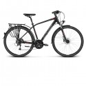 Trans 8.0 L BlackSilverMatte.(VI) bike