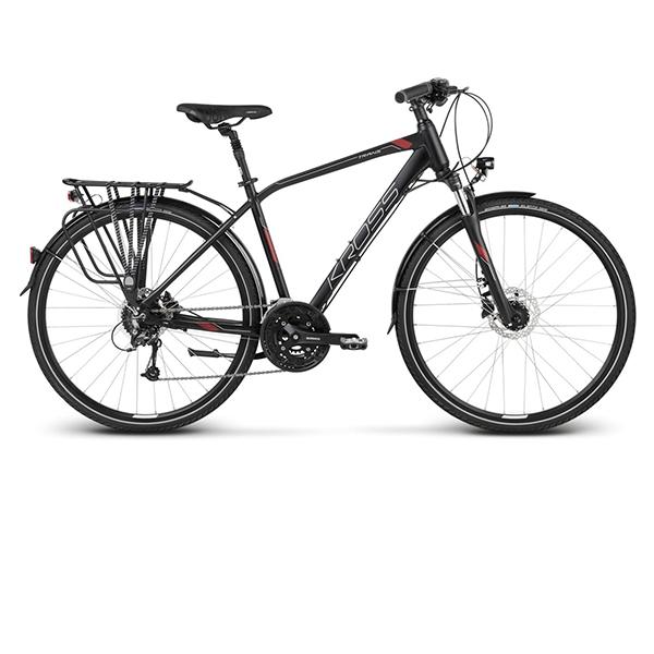 Trans 8.0 L BlackSilverMatte.(VI) bike