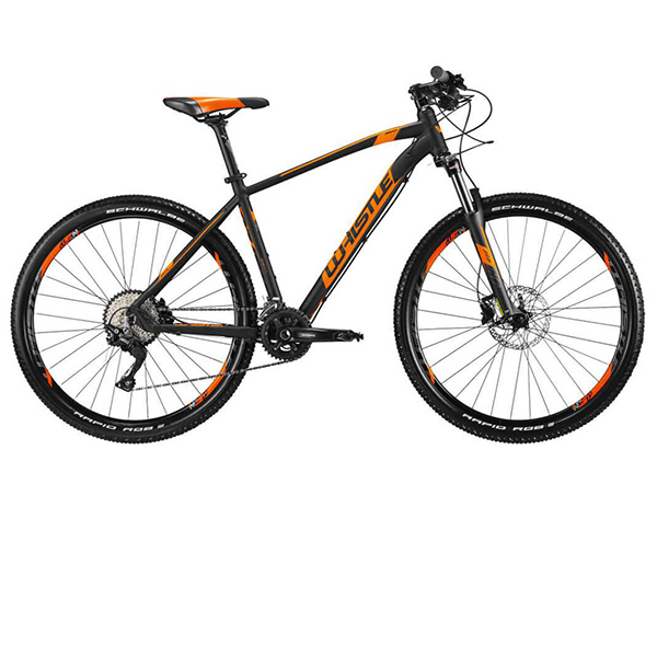 Miwok 2050 27.5 M MelnNeonOranž bike