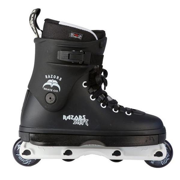 Shift Skate 38.5 BlackWhite Razor