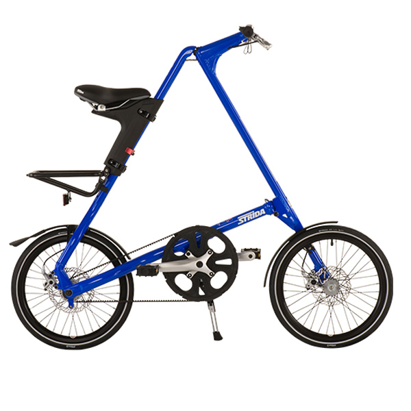 Strida SX-18Z 1/S Blue