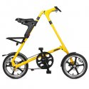 Strida EVO-18Z 3/S BlackYellowNeon vel.