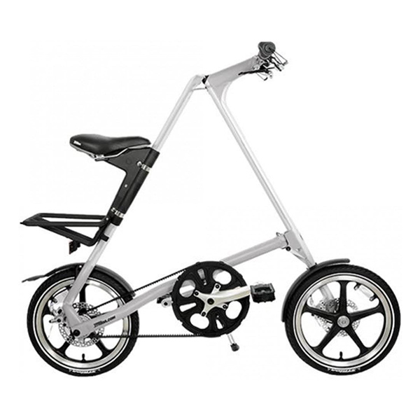 Strida LT-16Z 1/S Silver