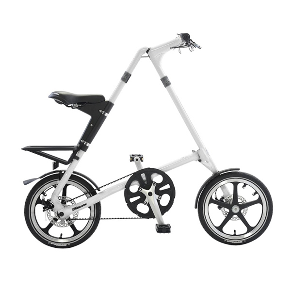Strida LT-16Z 1/S White