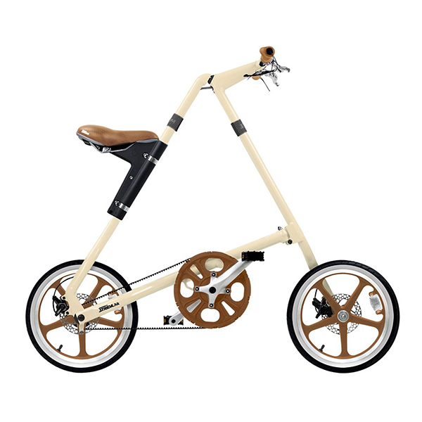 Strida LT-16Z 1/S Cream