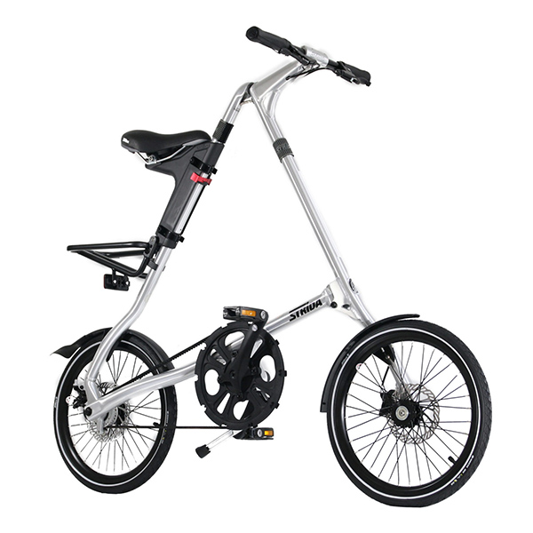 Strida SX-18Z 1/S Silver