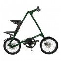Strida EVO-18Z 3/S English Green