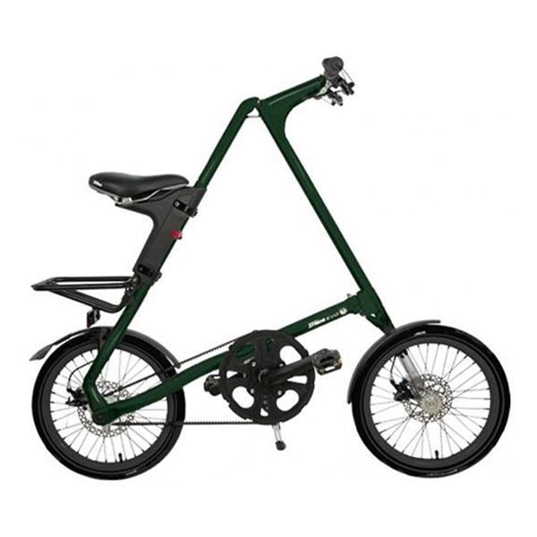 Strida EVO-18Z 3/S English Green