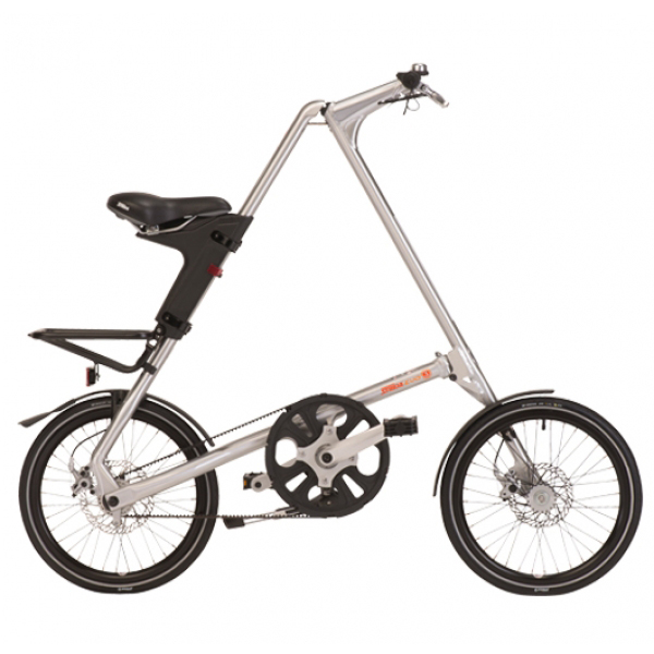 Strida EVO-18Z 3/S MetalSilver