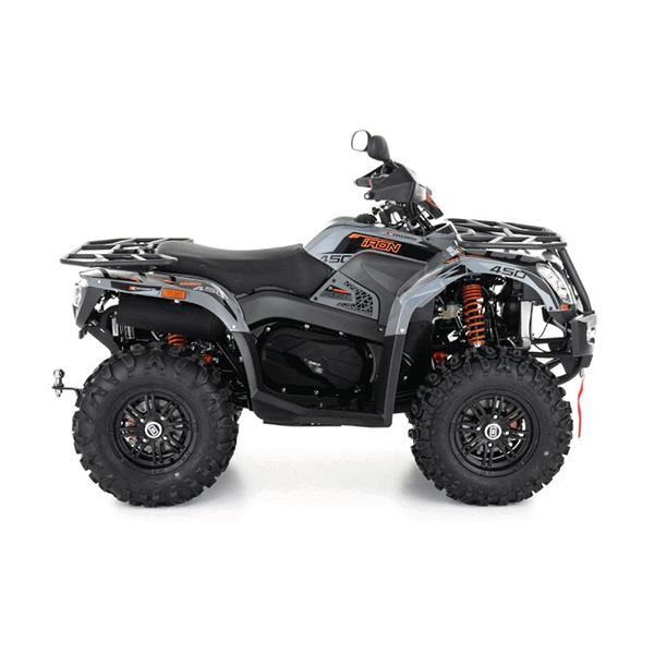 GOES IRON SHORT 450 LTD(GREY) ALU ATV