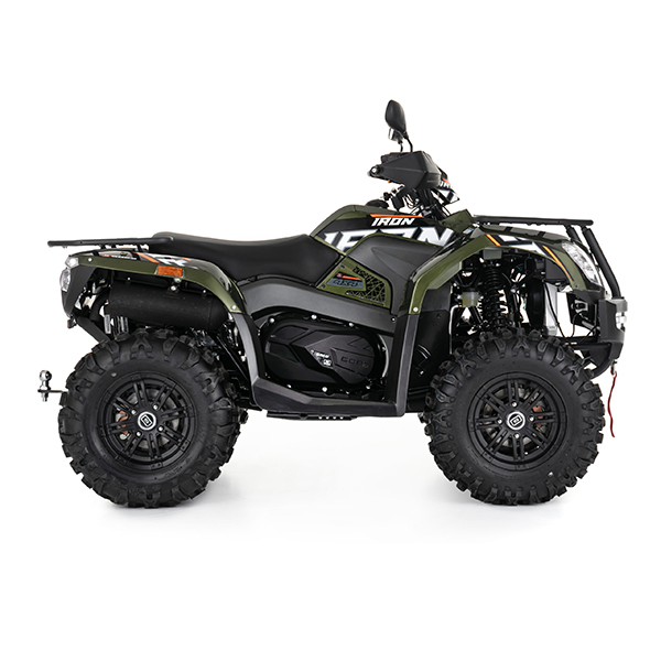 GOES IRON SHORT 450 LTD(GREEN) ALU ATV