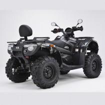 GOES IRON MAX 450(BLACK) ALU ATV
