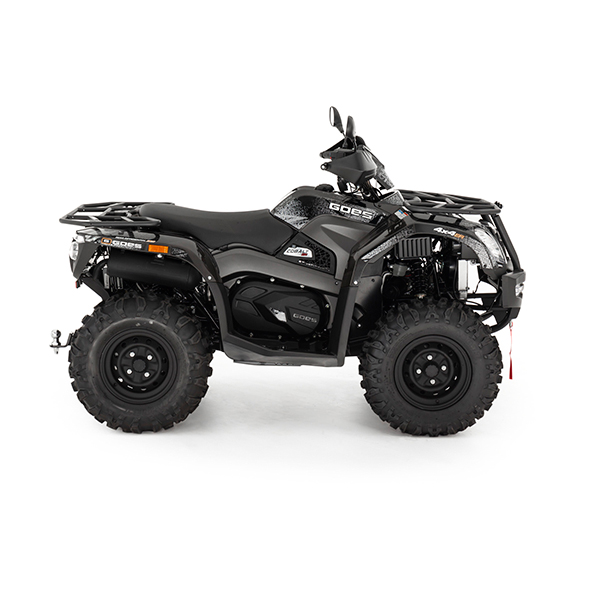 GOES COBALT SHORT 550(BLACK) ALU ATV