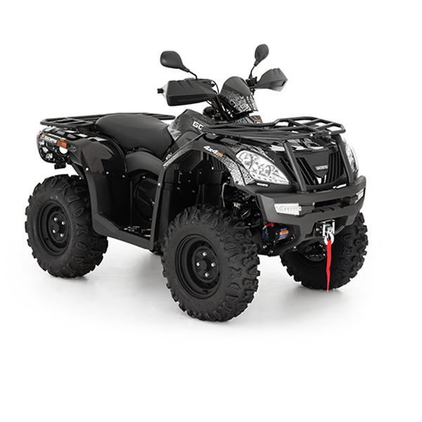 GOES COBALT SHORT 550(BLACK) ALU ATV