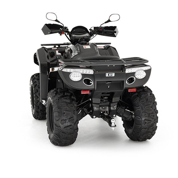 GOES COBALT SHORT 550(BLACK) STEEL ATV