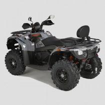 GOES COBALT SHORT 550 LTD(GREY) ALU.+EPS ATV