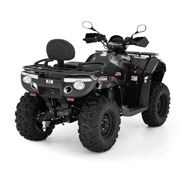 GOES COBALT MAX 550(BLACK) ALU ATV