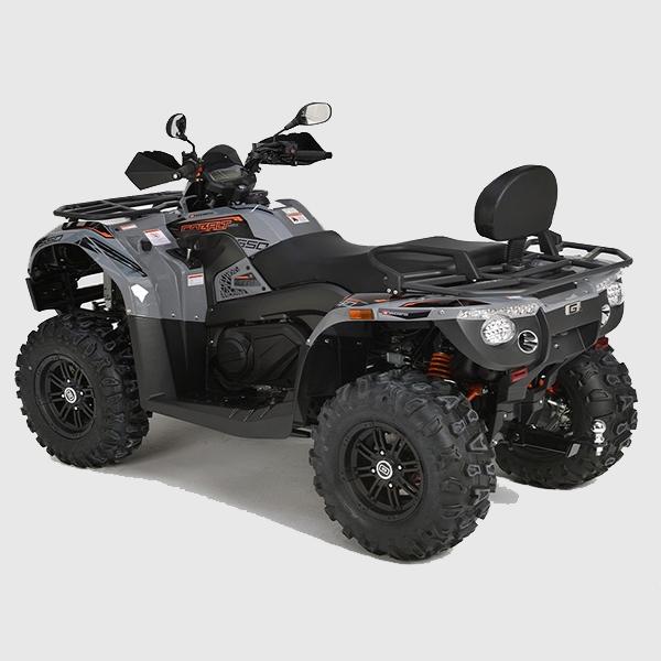 GOES COBALT MAX 550 LTD(GREEN) ALU ATV