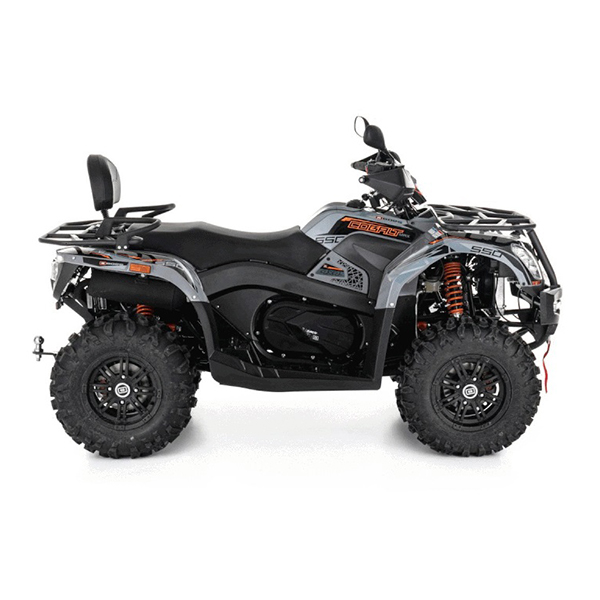 GOES COBALT MAX 550 LTD(GREEN) ALU ATV