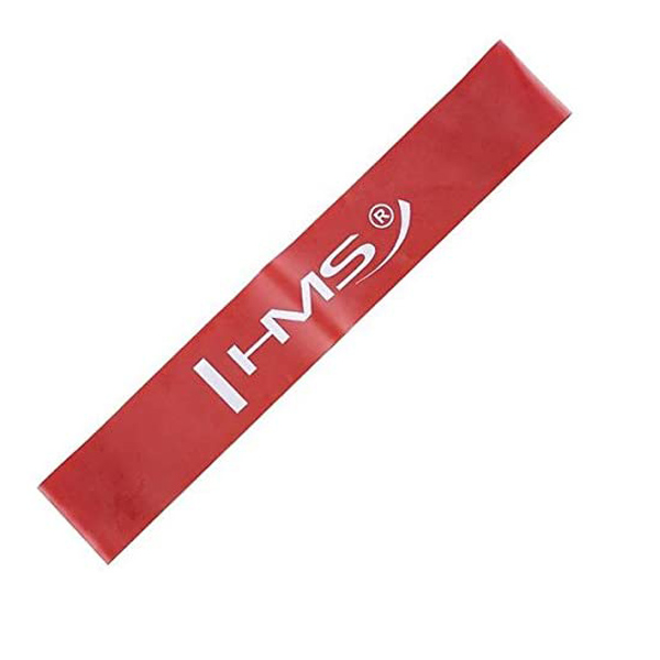 Exercise band GU04(red) HMS