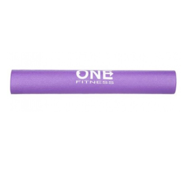 YOGA MAT YM01 (purple) ONE FITNESS