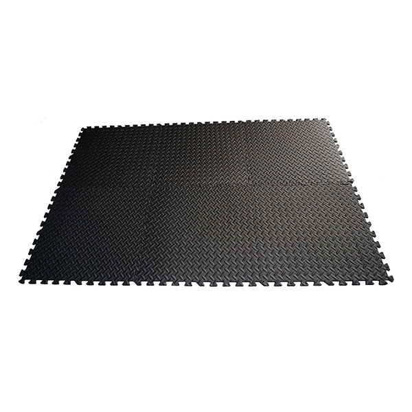 PUZZLE 10mm. 6gb.(black) fitness carpet