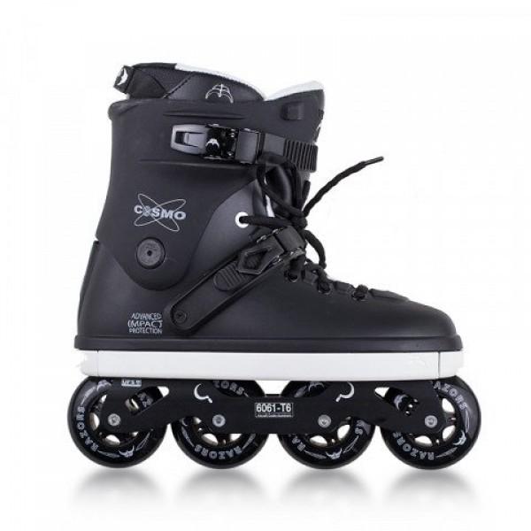 Cosmo FSK 41 BlackWhite Skates Razor