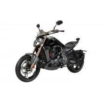 Zontes ZT310-V E5 black motorcycle