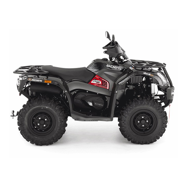 GOES IRON MAX 450 LTD(BLACK) ALU.+EPS ATV