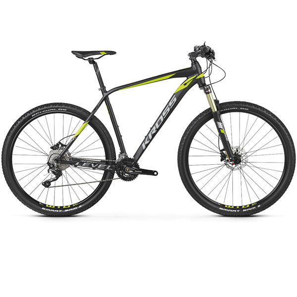 "Level 6.0(29"") M BlackLemonMat.(VI) Bike"