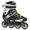NRK FUN 45 BlackYellow (010618055) inline skates