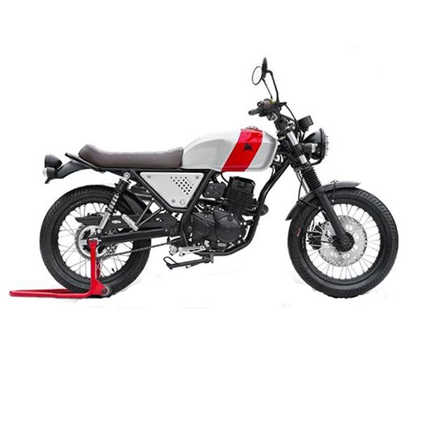 ROMET Scrambler 125 EFI E4(SubrabSarkan.)bike