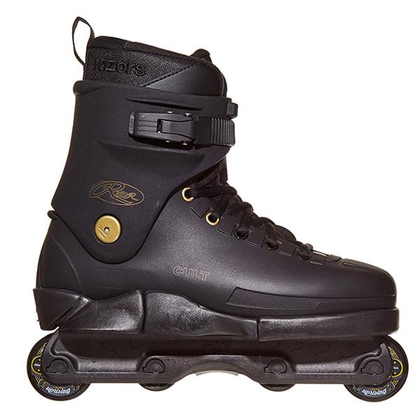 Cult Gold 43 Razor inline skates