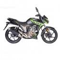 ZIPP Naked VZ-6 125 EFI(GreenBlack) motorcycle
