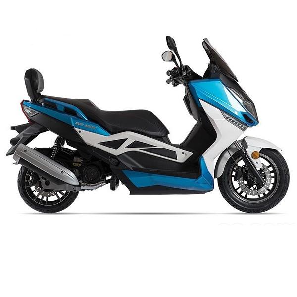 ZIPP QR-MAX II 125 EFI(blue) scooter