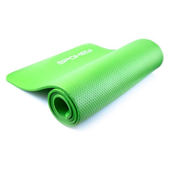 SOFTMAT Zaļa k. (1 cm.) Fitnesa paklājs