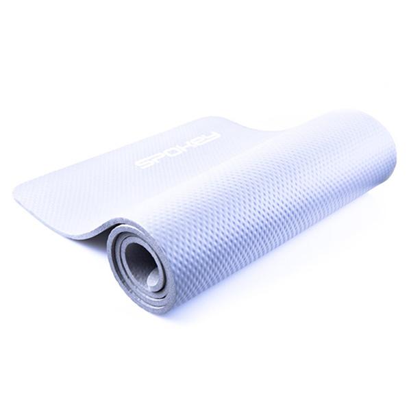 SOFTMAT Pelēk. (1 cm.) Fitnesa paklājs