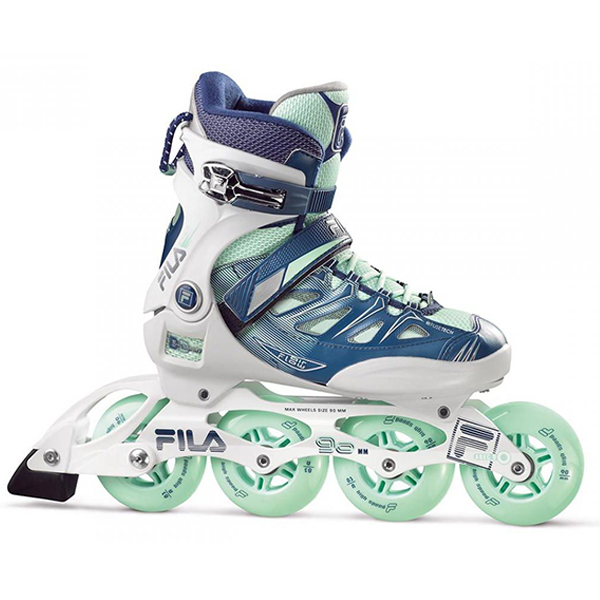 Ghibli 90 Lady WhiteBlue 38.5 (010617065) inline skates