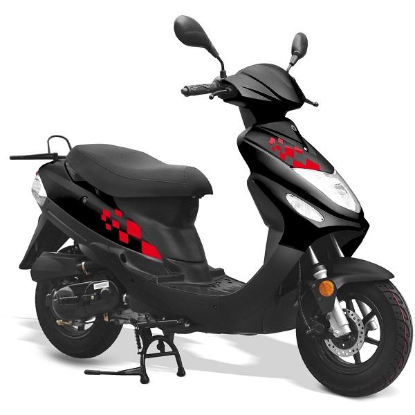 Digita 50 E4 (MelnMat) scooter