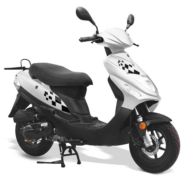 Digita 50 E4 (BaltMeln) scooter