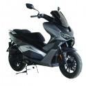EasyMax 125 E4 (BlackMatte) scooter