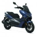 EasyMax 125 E4 (BlueMatte) scooter