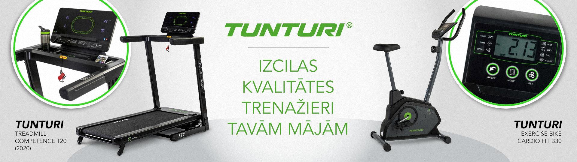 Tunturi_Slīdrade